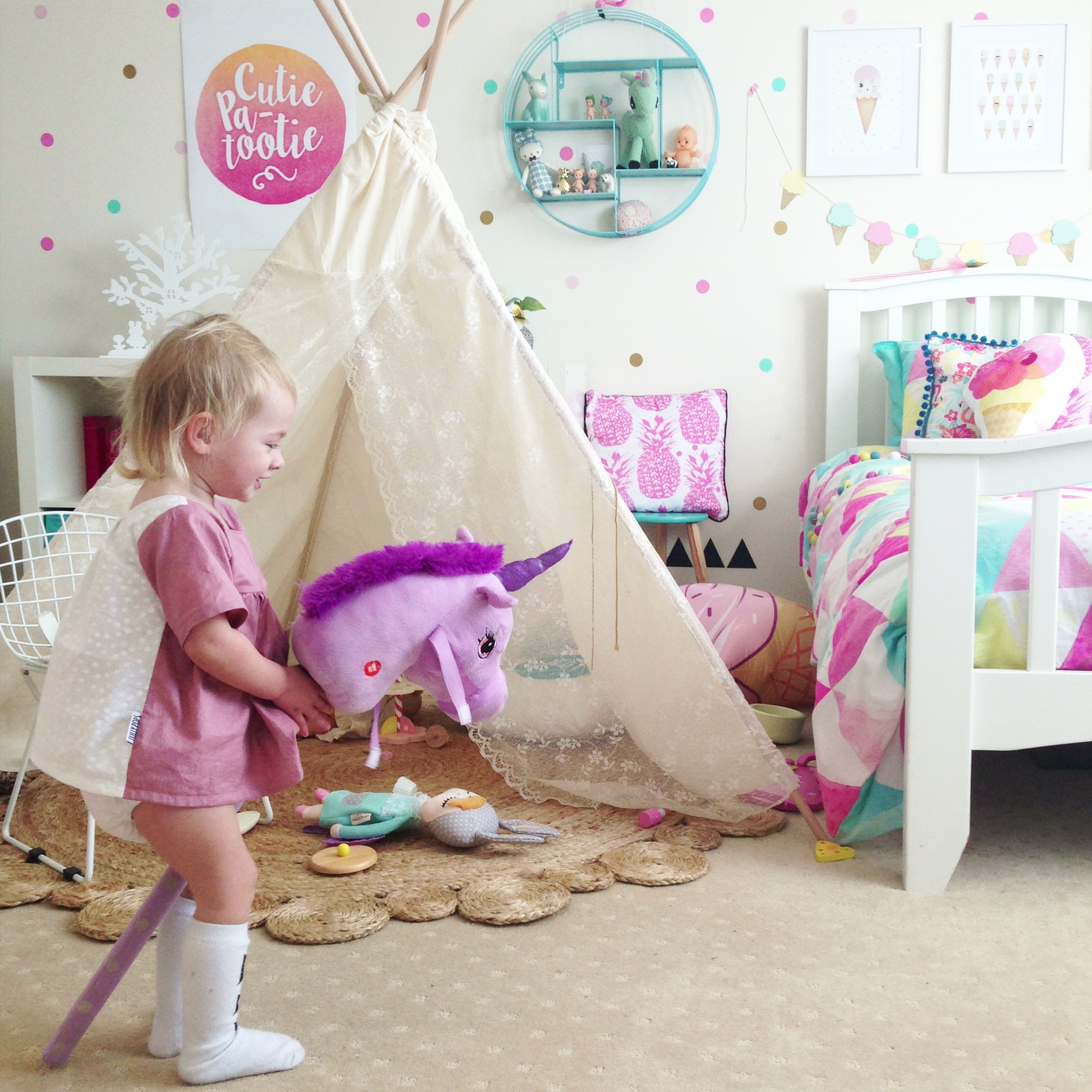 Kids Fashion and Interiors by Four Cheeky Monkeys