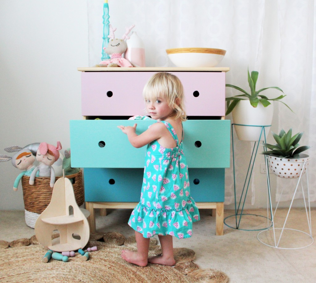 IKEA hack | four cheeky monkeys | kids interior and decor blog
