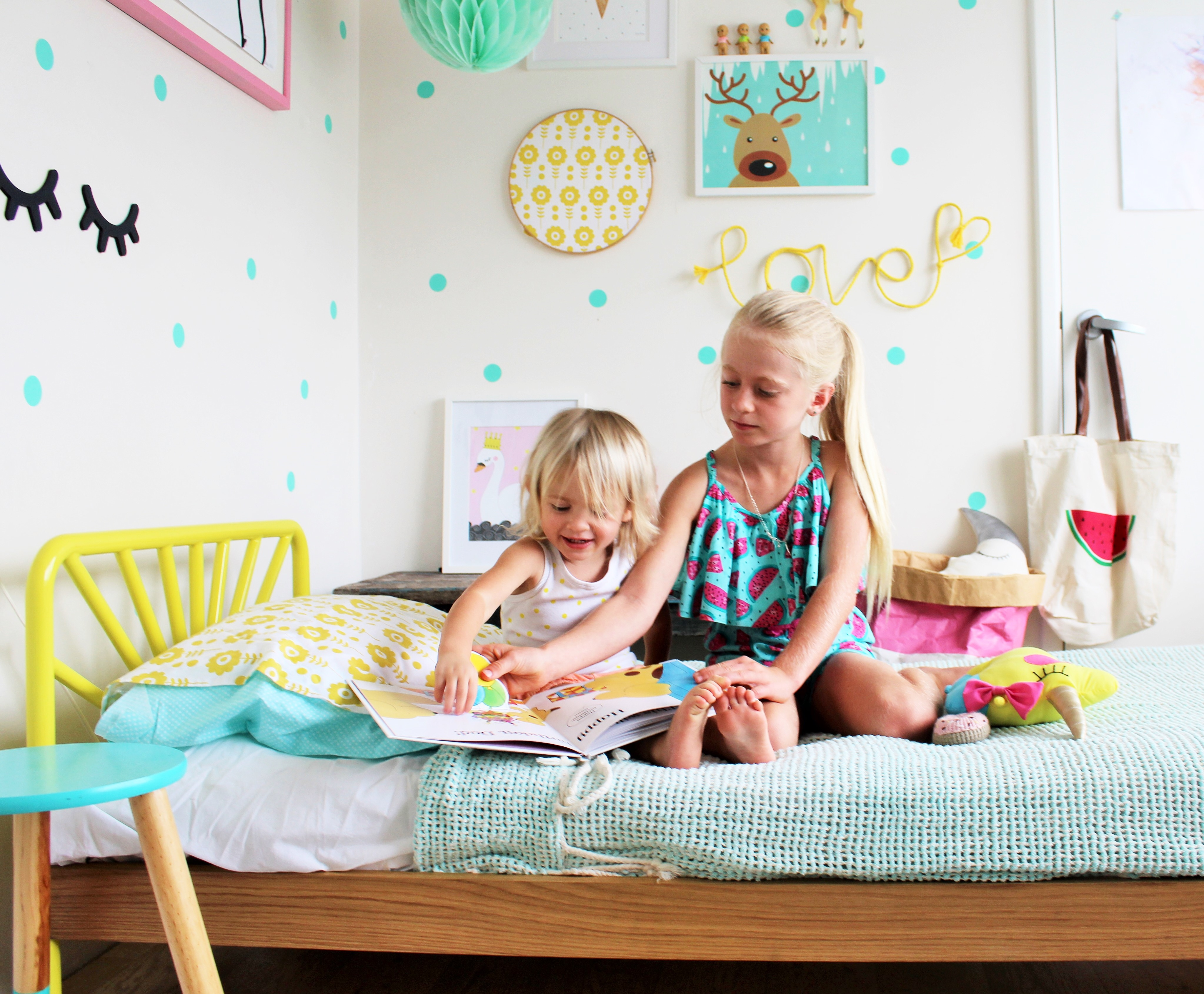 Kids interiors | four cheeky monkeys