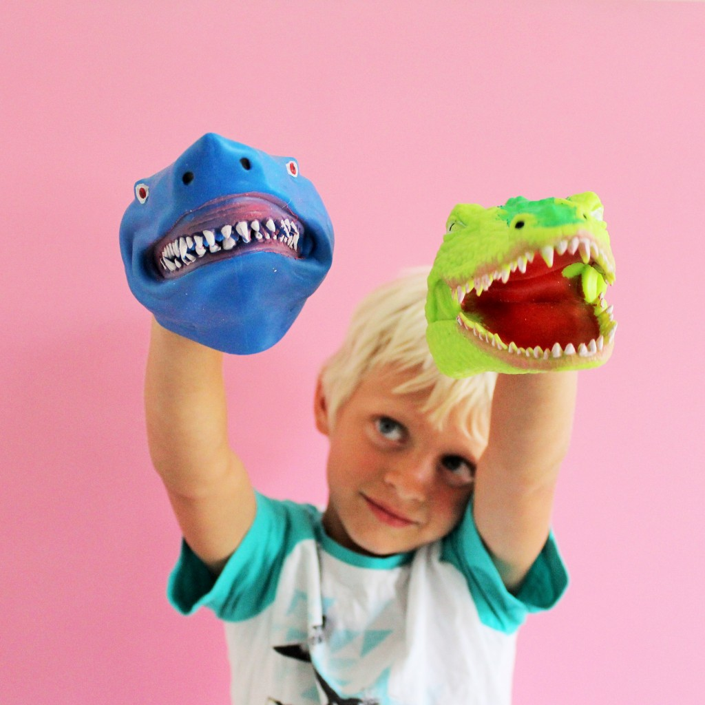 Animal Hand Puppets - www.fourcheekymonkeys.com