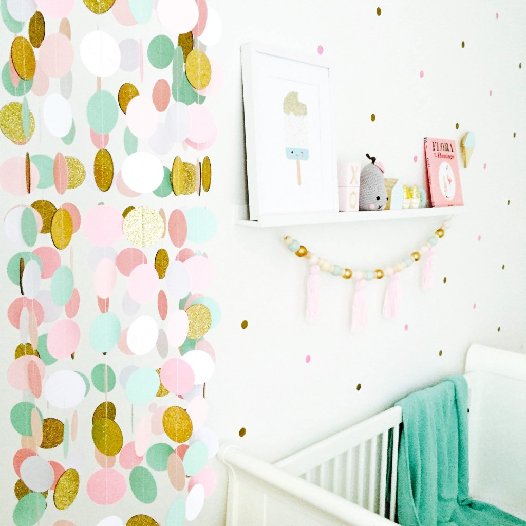 Interior Blog | Nursery room tour Interior Loving - the magic of @mel_zag