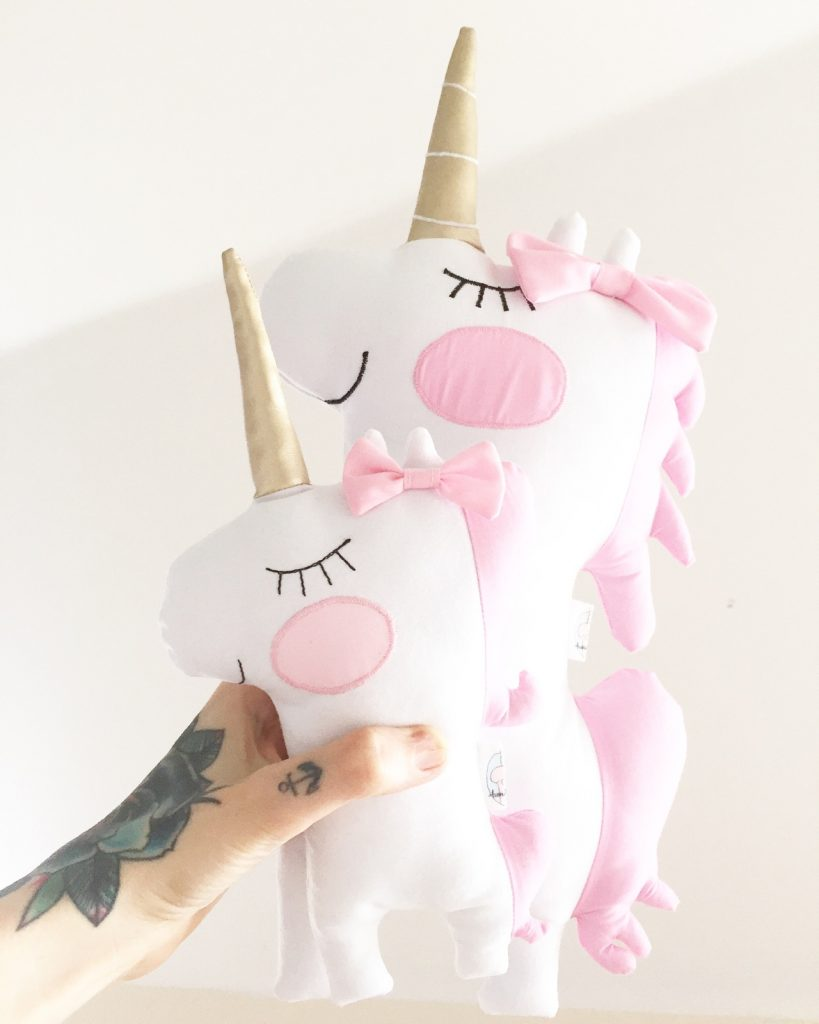 Queen of the Unicorns by @handmadeheartshop