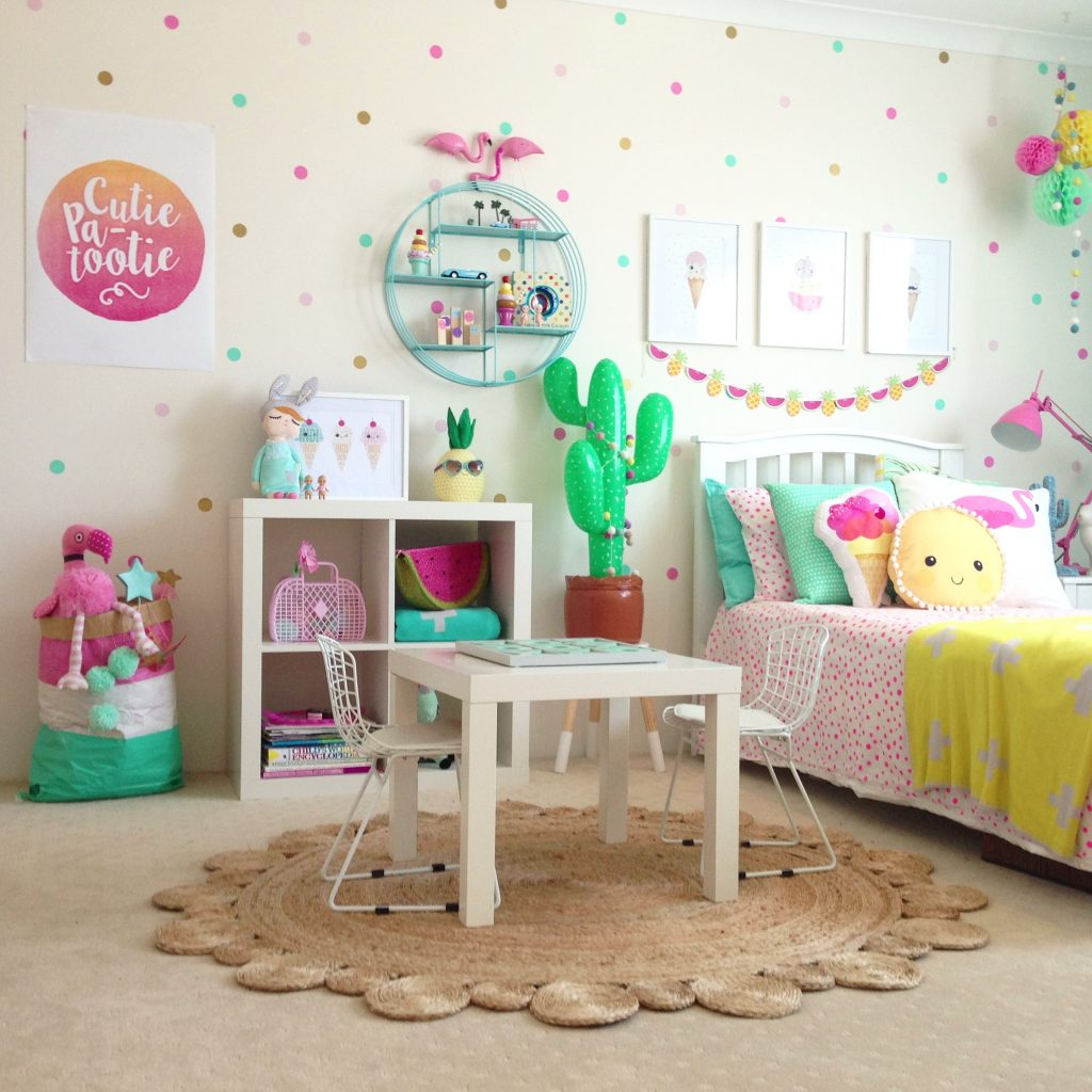Decals - how to apply decals in a kids interior space   four cheeky monkeys