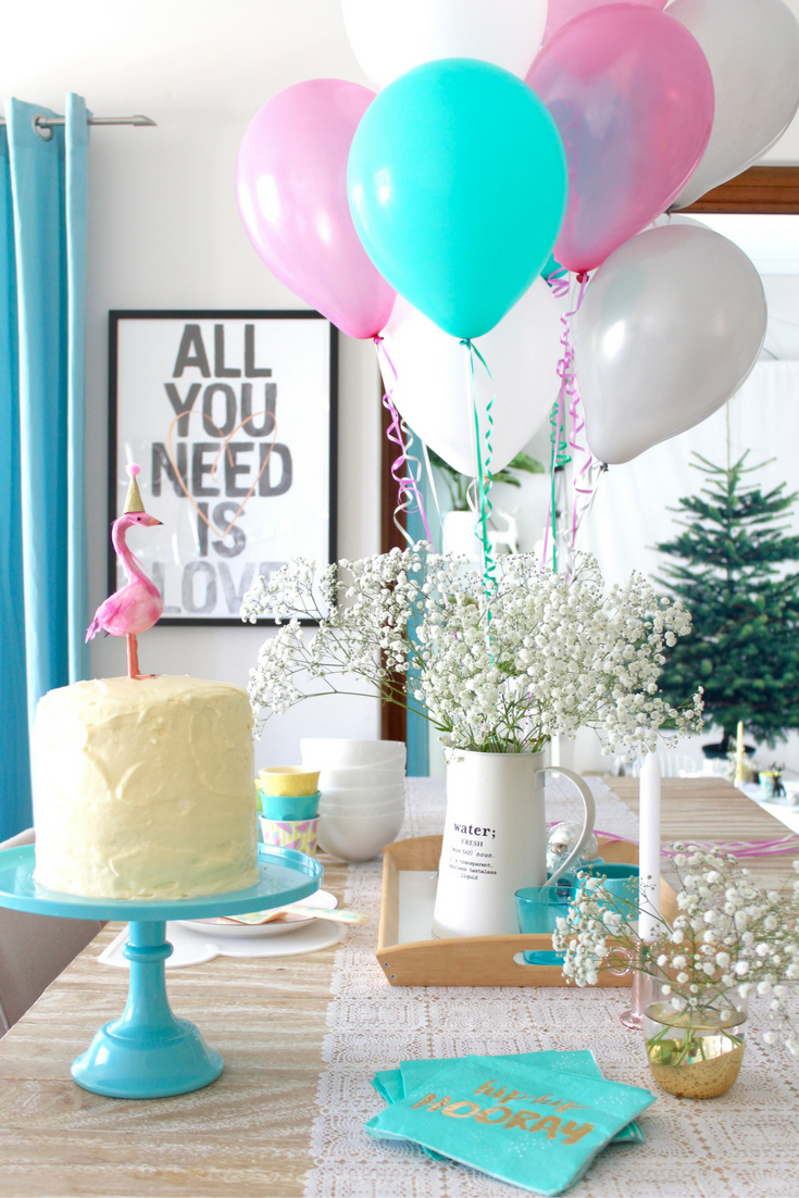 Kids Birthday Party Decorating Ideas four cheeky monkeys