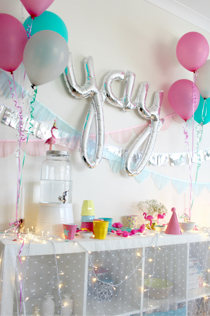 Kid s birthday party decorating ideas four cheeky monkeys
