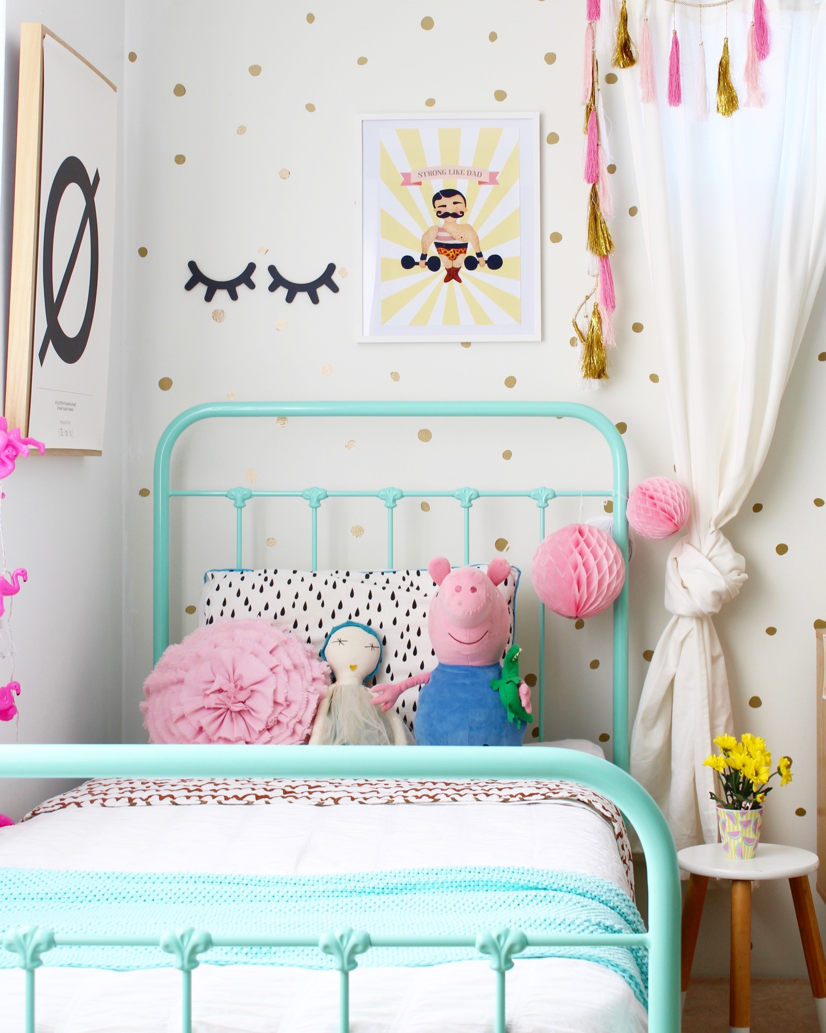 Shared Bedroom Ideas For Girls | Barnrum | Kinderkamer | Kids Interiors And  Bedroom Design