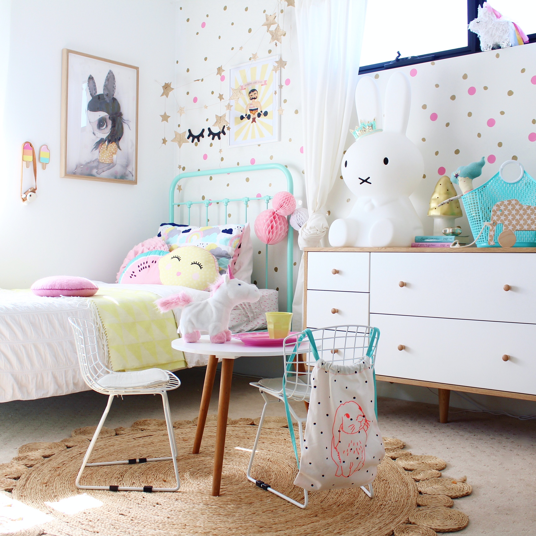 Colorful Kids Room Design: Children's Decor And Interior Design