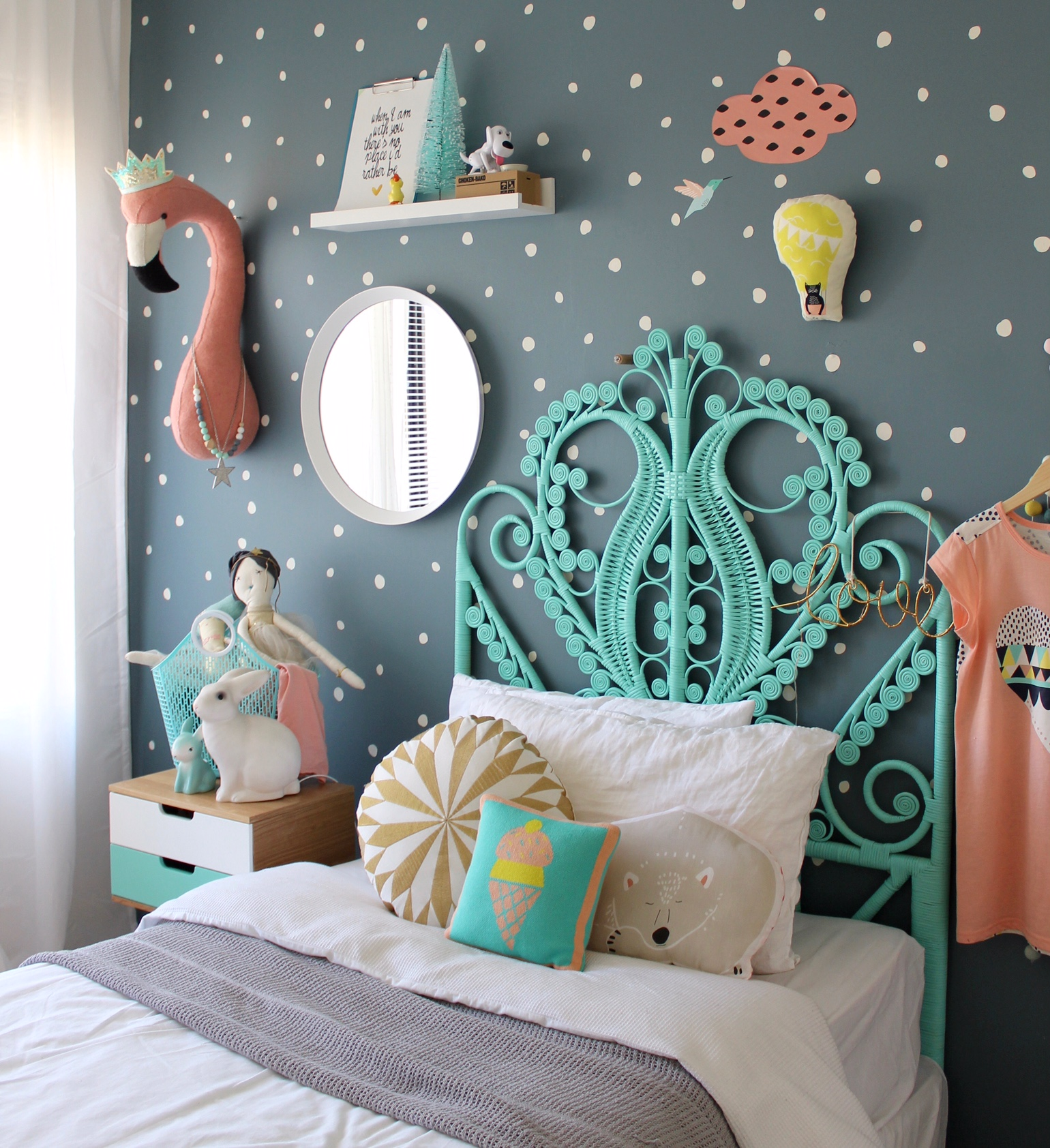 Colorful Kids Rooms: Children's Decor And Interior Design