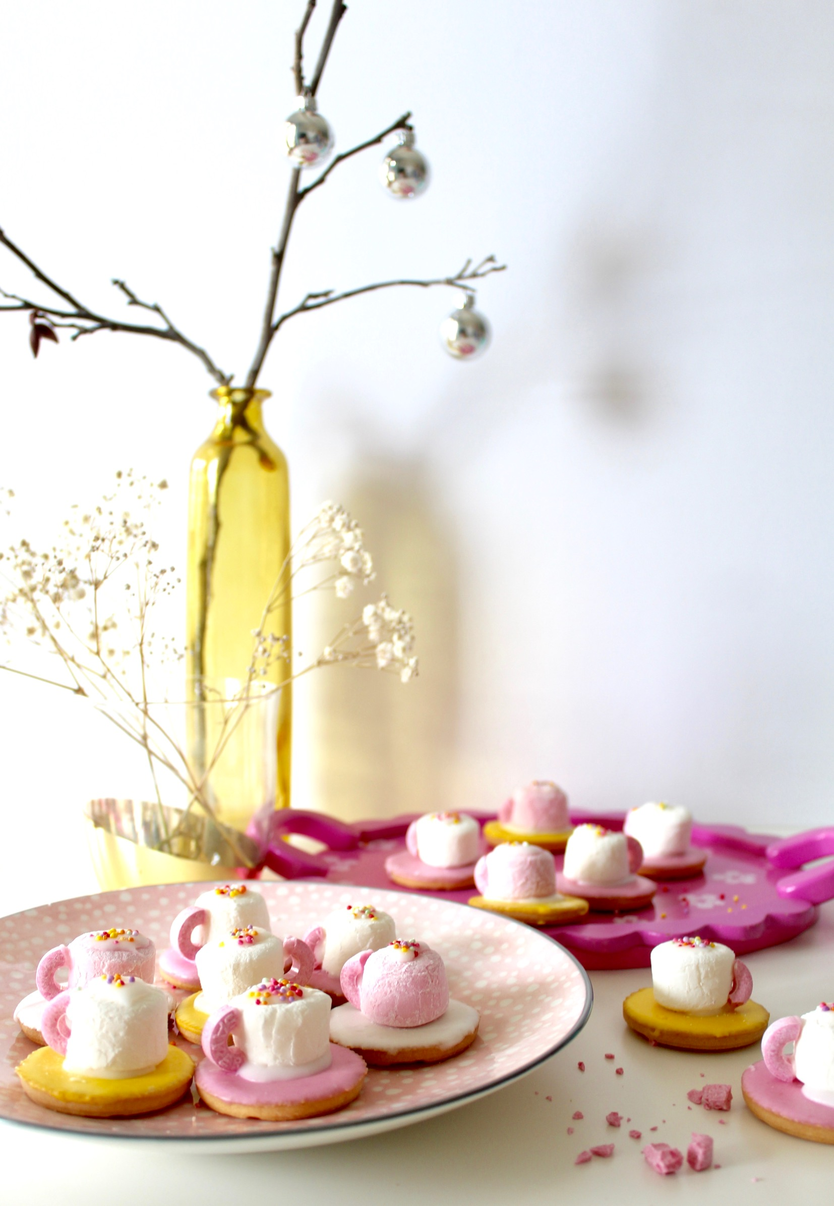 Fairy Tea-Party Treats - super cute party food idea for kids