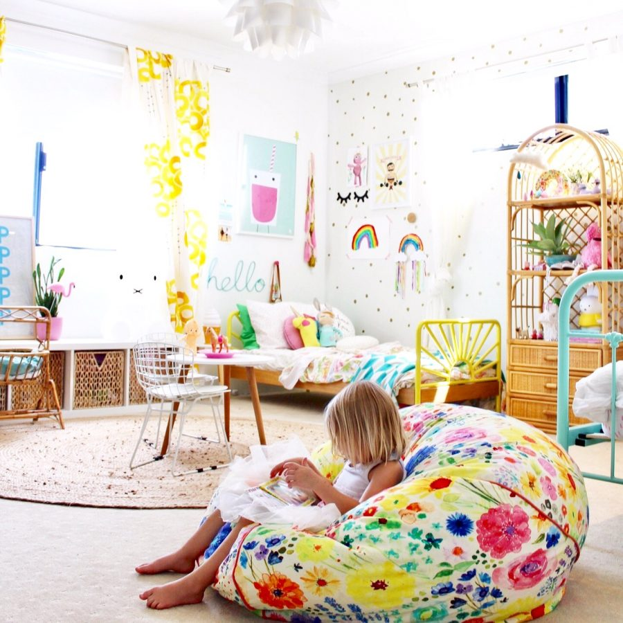 Way Back Wednesday – Kids Room Ideas