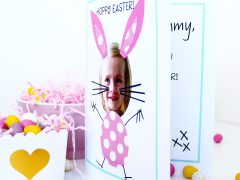 Easter Craft Activity for Kids | Cute Easter Card | preschool and toddler craft ideas