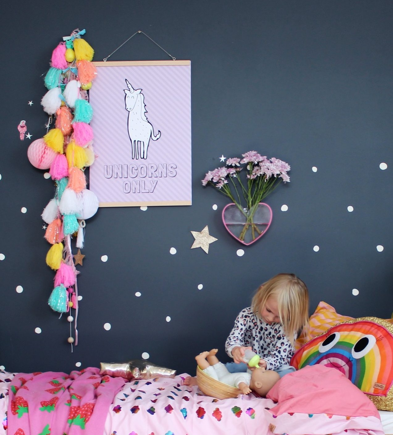 Kids bedroom ideas – cool toddler rooms| More pics on the blog