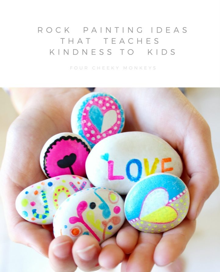 rock painting ideas | kids activities and crafts